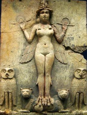 Lilith-religione-sumera